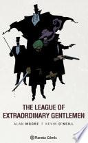 The League Of Extraordinary Gentlemen No 01 (edición Trazado)
