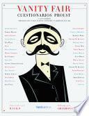 libro Vanity Farir: Cuestionarios Proust