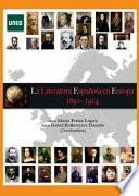 La Literatura EspaÑola En Europa 1850 1914