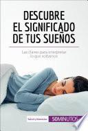 libro Descubre El Significado De Tus Sueños