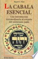 libro La Cábala Esencial