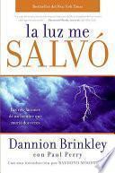 libro La Luz Me Salvó