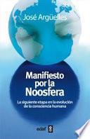 libro Manifiesto Por La Noosfera