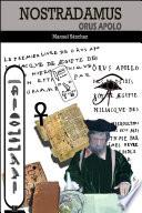 libro Nostradamus Orus Apolo