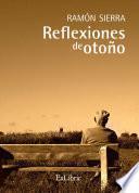 libro Reflexiones De Otoño