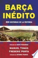 Barça Inédito