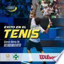 Exito En El Tenis   Ciencia Detrás De Rendimiento (digital)