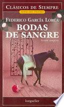 libro Bodas De Sangre / Blood Wedding