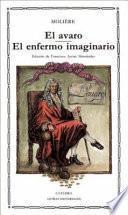 libro El Avaro ; El Enfermo Imaginario
