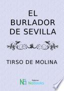 libro El Burlador De Sevilla