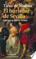 libro El Burlador De Sevilla Y Convidado De Piedra