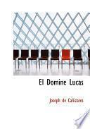libro El Domine Lucas