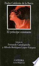 libro El Príncipe Constante Y Esclavo Por Su Patria