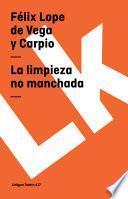 libro La Limpieza No Manchada