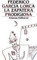 libro La Zapatera Prodigiosa