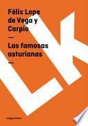 libro Las Famosas Asturianas