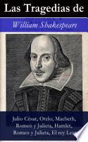 libro Las Tragedias De William Shakespeare