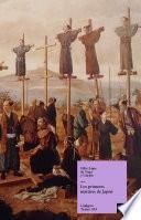 libro Los Primeros Mártires De Japón