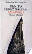 libro Amadeo I