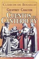 Cuentos De Canterbury