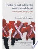 El Declive De Los Fundamentos Económicos De La Paz