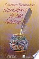 Encuentro Internacional Narradores De Esta América