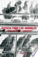 libro Justicia Para Los Animales