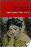 libro Antologia De La Poesia Universal