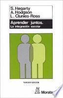 libro Aprender Juntos