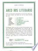libro Arco Iris Literario