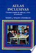 libro Aulas Inclusivas