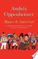 libro ¡basta De Historias!