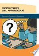 libro Dificultades De Aprendizaje