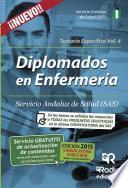 Diplomados En Enfermería Del Sas. Temario Específico. Volumen 4