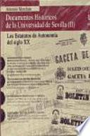 Documentos Históricos De La Universidad De Sevilla