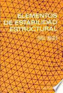 libro Elementos De Estabilidad Estructural