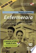 Enfermero/a. Temario. Volumen 2. Servicio De Salud De Castilla Y León