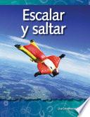 libro Escalar Y Saltar (climbing And Diving)