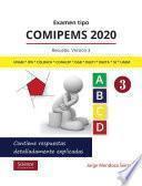 libro Examen Tipo Comipems 2016: Resuelto. Versión 3