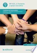 libro Fomento Y Apoyo Asociativo. Sscg0112