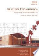 libro Gestión Pedagógica En La Provincia De Córdoba