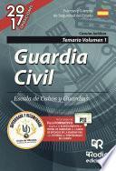 Guardia Civil. Escala De Cabos Y Guardias. Temario. Volumen 1