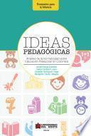 libro Ideas Pedagógicas
