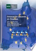 libro Innovación Docente En Finanzas
