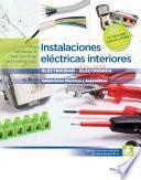 Instalaciones Eléctricas Interiores 4.ª Edición 2016