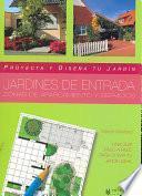 libro Jardines De Entrada