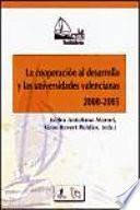 libro La Cooperación Al Desarrollo Y Las Universidades Valencianas 2000 2005