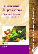 libro La Formación Del Profesorado