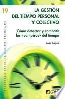 libro La Gestión Del Tiempo Personal Y Colectivo