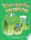 libro La Pequeña Arañita (the Itsy Bitsy Spider)